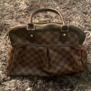 LV medium size used handbag